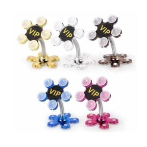 New VIP Fancy Mobile Stand with Magic Suction Cup Holder