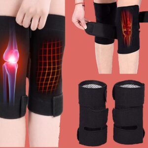 Self Heating Knee Pads Magnetic Therapy Kneepad Pain Relief Arthritis Brace Support Patella Knee Sleeves Pads